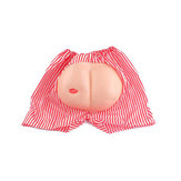 Halloween Bare Buttocks Pants Prop Wedding Supplies Decoration Toys