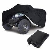 256x110x120 XXXL Universal ATV Quad Bike Cover WaterProof Heatproof Protector Polyester Fiber