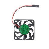 3pcs 4007 40MM 4CM 40 * 40 * 7 ventilateur DC5V ventilateur ventilateur pour NVIDIA Jetson Nano carte de développement