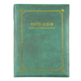 8 Inch Photo Album 100 Sheets DIY Picture Storage Book Memory Holder Scrapbook Retro