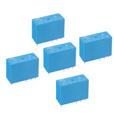 5 Stücke SMI-05V / 12V / 24VDC-SL-2C 5 V 12 V 24 V DC 5A 250 VAC / 30 VDC 8Pin Relaismodul