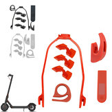 7Pcs Printing Fender Mudguard Support Protection Starter Kit Scooter Accessories Parts Replacement Sets For Xiaomi