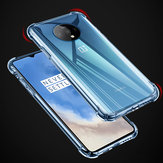 Bakeey OnePlus 7T Air Bag Bumper Shockproof Transparent Soft TPU Protective Case