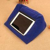 Katlanabilir Dizüstü Tablet Yastık Tutucu Istirahat Okuma Yastık Pad Tablet iPad Kitaplar Dergiler Için