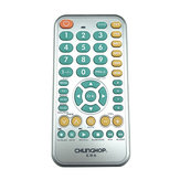 CHUNGHOP E86 مجموعة التعليم المتكاملة TV التحكم عن بعد مراقبة Key Large Universal