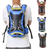 Multi-function 12L Breathable Motorcycle Backpack Waterproof Nylon Riding Bag