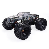 ZD Racing Camouflage MT8 Pirates3 Voertuig 1/8 2.4G 4WD 90 km / u 120A ESC Borstelloze RC Auto RTR Model