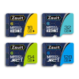 Z-suit 16GB 32GB 64GB Class 10 High Speed TF Memory Card For Smart Phone Tablet Drone