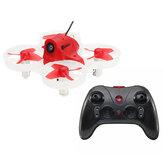 EACHINE M80S com 3 Modo de Vôo 8520 Motor 5.8G 600TVL Câmera Micro FPV Racer Drone Quadricóptero RTF