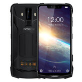DOOGEE S90 Pro Global Bands IP68 Waterproof 6.18 inch FHD+ NFC Android 9.0 5050mAh 16MP AI Dual Rear Cameras 6GB RAM 128GB ROM Helio P70 Octa Core 4G Smartphone