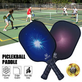 Ligero Pickleball Set 2 Paletas Grip Polímero De Fibra De Carbono