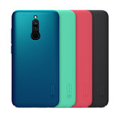Nillkin Frosted Anti-Fingerprint PC Hard Protective Caso para Xiaomi Redmi 8 Não original