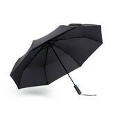 Original Xiaomi Mijia Automatic Folding Umbrella Anti-UV Sun Windproof Umbrellas Wind Resistant Rain Gear