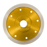 105/115 / 125mm Diamond Style Wave Saw Blade Porcelain Tile Cerâmico Disco de corte seco
