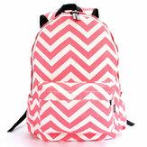Mulheres meninas lona leve mochila ombro escola Bolsa mochila mochila bolsa de viagem
