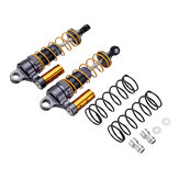 2PCS X-Rider Flamingo Upgraded Rear Oil Filled Shock Absorber for 1/8 RC Tricycle Spare Parts