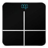 5689 Weight Scale Body Fat Scale Electronic USB Charging 180KG Bathrooms Floor LED Digital Display