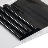 30 cm * 1 M / 3M Filme de Vidro de Janela One Caminho Espelho Adesivos de Isolação UV Rejeição de Privacidade Filmes de Vidro