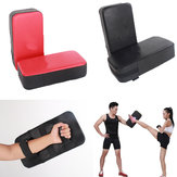 1 par PU Thicken Karate Taekwondo Boxing Kick Target Punch Pad Aptitud Gym Ejercicio Foot Hand Target