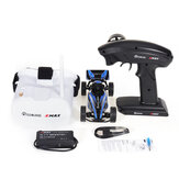Everyine & EMAX EAT03 1/24 2.4G RWD Electric FPV RC Car with Goggles for Interceptor Full Proportional مراقبة RTR نموذج