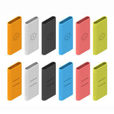 Bakeey Anti-rayures Soft Housse de protection en silicone pour Xiaomi 10000mAh Power Bank 3 Non original