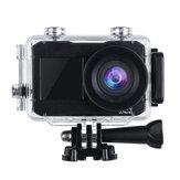 XANES® SC02 HD 1080P Sport камера 1600 Вт Водонепроницаемы Двухэкранный камера видеокамера
