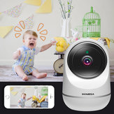 INQMEGA HD 1080P Wireless IP Camera H.264 Infrared Night Version Motion-Detection Home Security WiFi Camera Baby Monitors