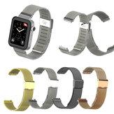 Relógio de substituição de cinta de aço completo Banda Bracelete de relógio para Xiaomi Watch