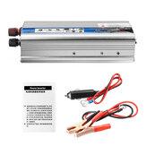 12V Inversor Solar 1500 W DC12V para AC220V Conversor Modificado Transformador de Tensão de Inversor de Onda Senoidal