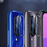 Bakeey Anti-scratch Aluminum Metal Circle Ring + Soft Rear Phone Camera Lens Protector for Xiaomi Mi A3 / Mi CC9e Non-original