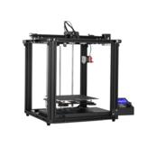 Creality 3D® Ender-5 Pro مجموعة طابعة ثلاثية الأبعاد مُحدَّثة مُثبَّتة مسبقًا 220 * 220 * 300 مم حجم الطباعة مع لوحة رئيسية صامتة / منصة قابلة للإزالة / محور Y