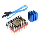 3 piezas BIGTREETECH TMC2209 V1.2 Silent StepSticks Stepper motor Driver VS TMC2130 / TMC5160 para piezas de impresora 3D SKR V1.3 / mini E3
