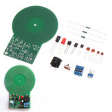 DIY Electronic Kit Set Metal Detector Electronic Detector Parts DIY Soldering Practice Board for Skill Competition
