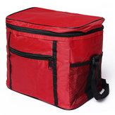 Thermal Outdoor Cooler Lunch Box Izolowana torba piknikowa Piesze wycieczki Przenośne przechowywanie