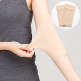 Skin Color Forearm Tattoo Cover Up Compression Arm Sleeves Band Concealer