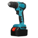 21V Electric Cordless Drill Driver Dual Speed 150Nm Torque Li-ion Battery