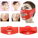 Ultra-thin Chin Cheek Slim Lift Up Anti Wrinkle Mask Strap V Face Line   US