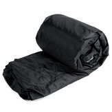 11.5ft-14.8ft Waterdichte Boot Cover Marine Grade 210D Trailerable V-romp Vissen