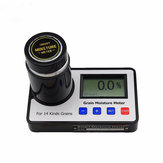Grain Moisture Meter For 14 Kinds Grains Smart Moisture Tester Coffee Beans Cocoa Beans Wheat Corn