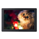 12 14 15.4 inch 1280*800 Resolution Remote Control Digital Photo Frame LCD Display US Plug