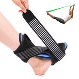 Plantar Foot Drop Orthotic Brace Adjustable Night Support