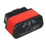 KONNWEI KW903 WIFI ELM327 OBD2 Ferramenta de verificação de carro Scanner de diagnóstico Leitor de código do motor