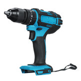 18V Cordless Electric Impact Drill 2 Speed Power Obeng Diadaptasi Untuk Baterai 18V Makita