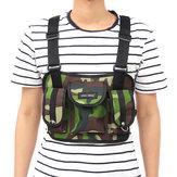 Nylon Tactical Chest Bag Umhängetasche Camping Jagd Umhängetasche