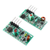 315MHz / 433MHz RF Wireless Receiver Module Board 5V DC for Smart Home  Raspberry Pi /ARM/MCU DIY Kit Geekcreit for Arduino - products that work with official Arduino boards