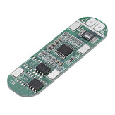 10pcs 3S 18650 4A 11.1V BMS Li-ion Battery Protection Board 18650 Battery Charging Module Charger Electronic DIY