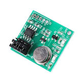 3pcs 433MHZ Wireless Transmitter Receiving Module ASK DC 9V-12V EV1527 Remote Control Switch Board
