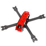 URUAV UR23 CloudRoll 220mm Hybrid-X Freestyle Carbon Fiber Frame Kit For FPV Racing RC Drone