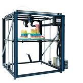 TRONXY® X5SA-500PRO Stampante 3D in alluminio aggiornata 500 * 500 * 600mm Grandi dimensioni di stampa con estrusore in titanio Modalità ultra silenziosa Guida a doppio asse OSG