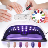 80W nagellamp UV LED-licht professionele nageldroger Gel Machine Curing